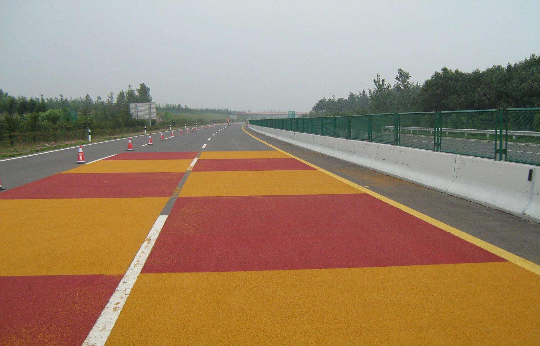 高速公路防滑地坪